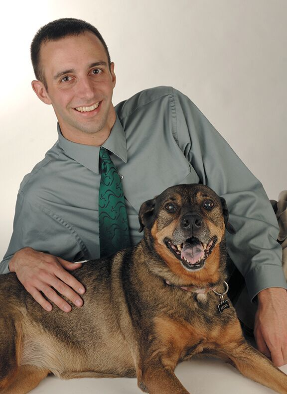 Dr. Brian Goff, Emergency Service at VETMED